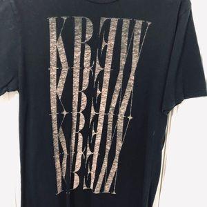 0b0534e2bdd8 Krew. Men's KREW t shirt medium